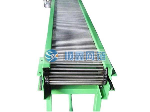 化工网带输送机、宁津顺鑫(在线咨询)、网带输送机