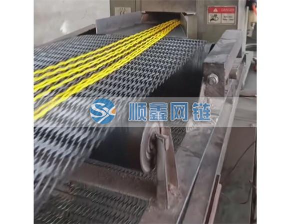 网带输送机|化工网带输送机|顺鑫现货供应