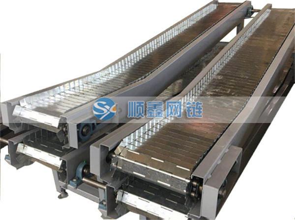 宁津顺鑫(在线咨询),组装线链板输送机,组装线链板输送机价格