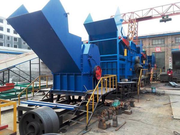 大型废钢破碎机价格_重庆大型废钢破碎机_再生废钢破碎机