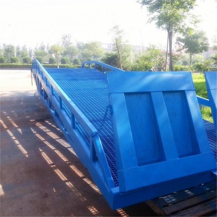 移動式登車橋支腿型,北工機械液壓式,桂林移動式登車橋