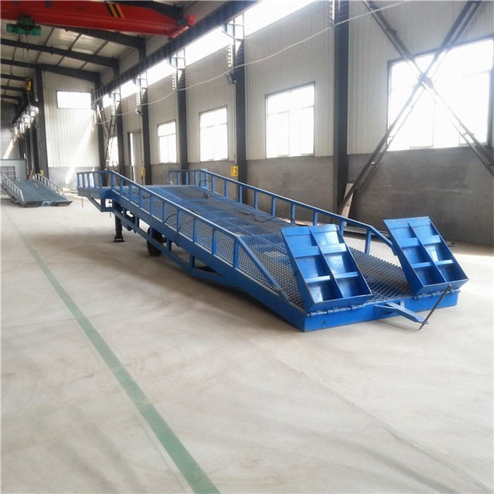 移動式登車橋技术参数,北工机械液压式,六安移動式登車橋