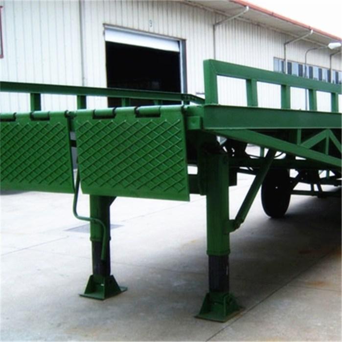 移動式登車橋支腿型|四平移動式登車橋|北工機械液壓式