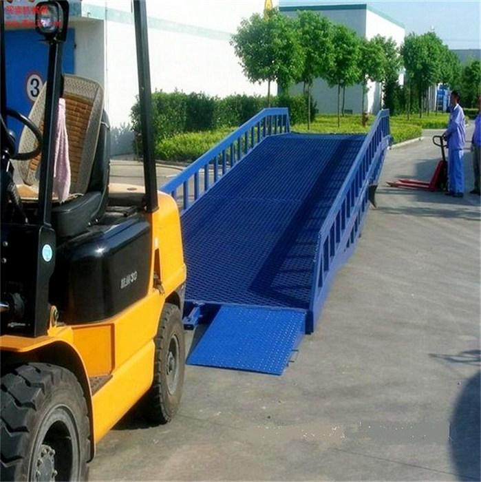 移動式登車橋|移動式登車橋支腿型|北工機械保質保量