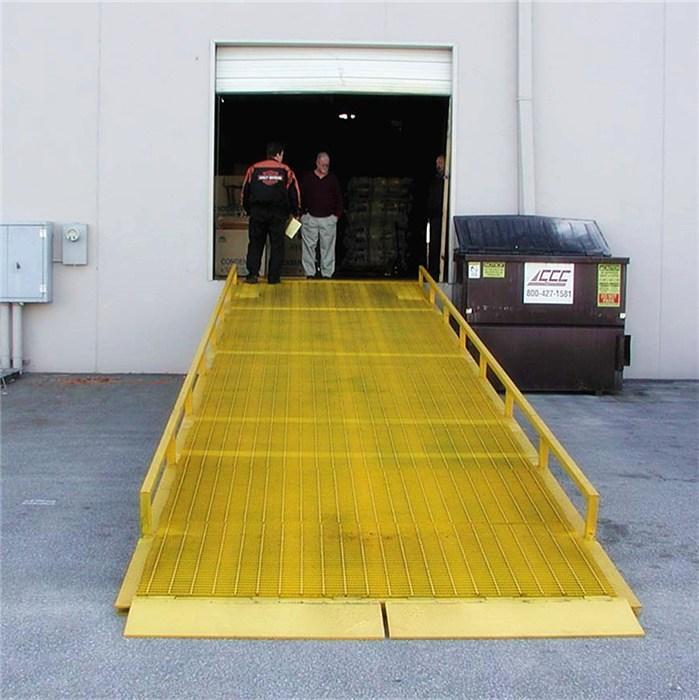 移動式登車橋技術參數|南平移動式登車橋|北工機械質量保證
