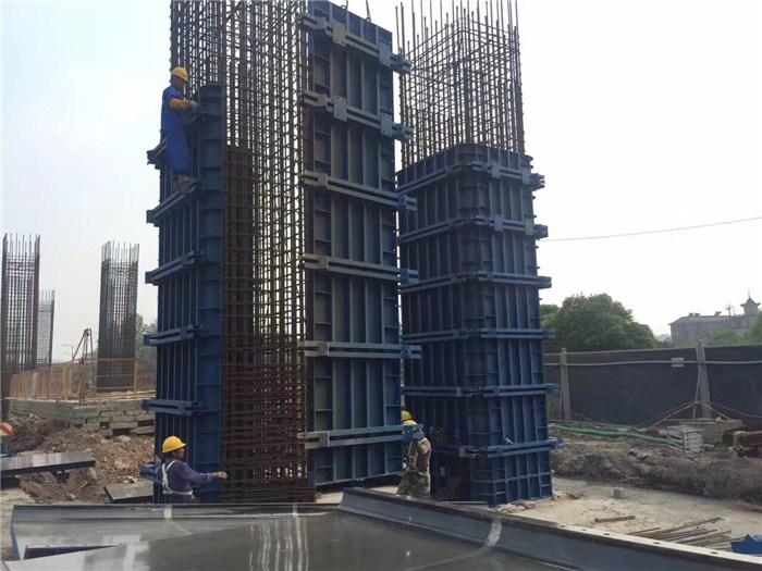 昊利克钢结构(图)、什么是钢模板、钢模板