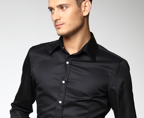 正装衬衫定做|衬衫定做|匠心男装定制(查看)