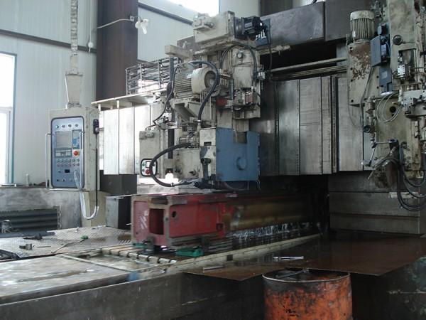 大型真空炉体及大件加工厂家_强力达机械