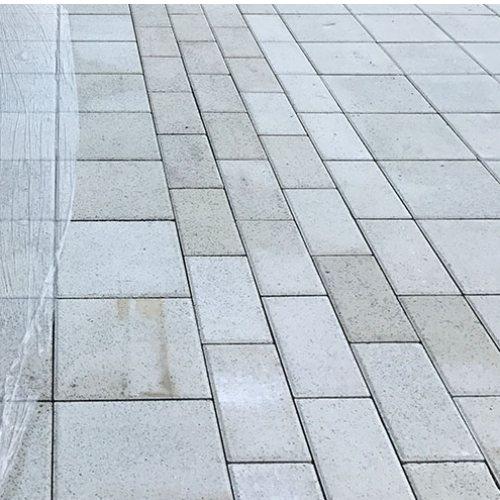 彩色仿石生态透水砖规格 灰白仿石生态透水砖多少钱 蜀通