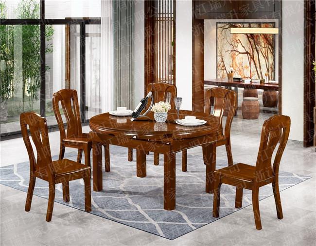 实木餐桌椅|浙江瑞升家具有限公司|欧式实木餐桌椅厂家直销