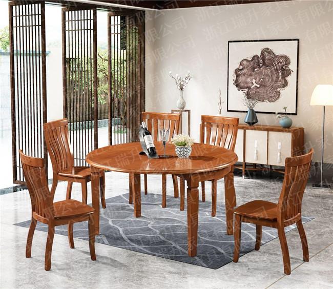 实木餐桌椅品牌加盟|实木餐桌椅|浙江瑞升家具有限公司(查看)