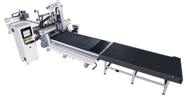 定制家具生产线|【宏远机械】|焦作实木定制家具生产线