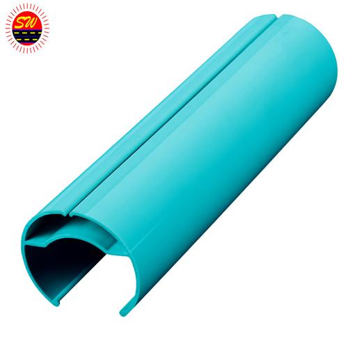ppr塑料管加工厂|厂家直销塑料管|硕伟、半园型塑料管