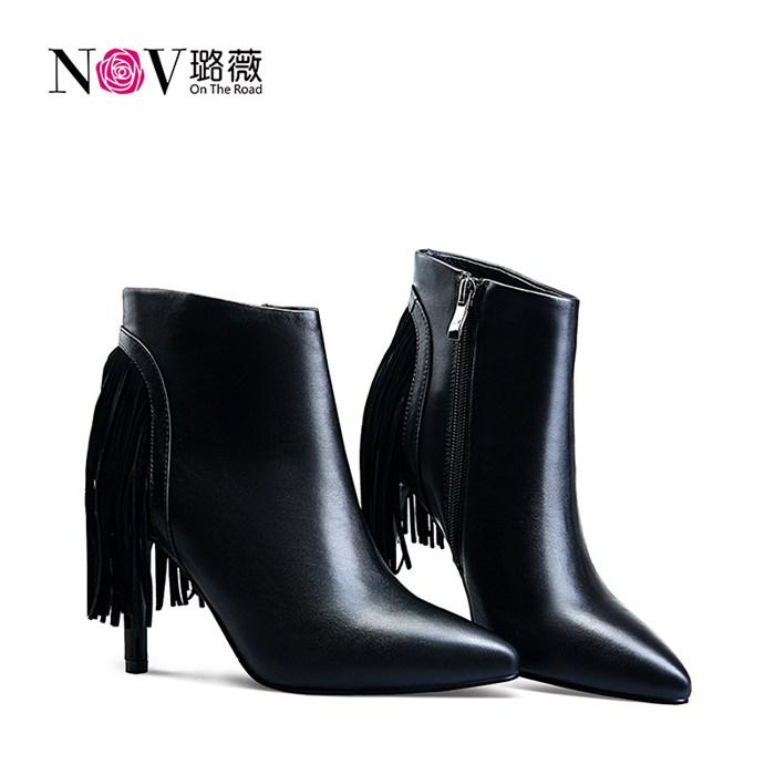 时尚女鞋秋款上市格调名品加盟招商报价