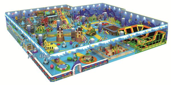 淘气堡,效力淘气堡,淘气堡儿童乐园游乐场