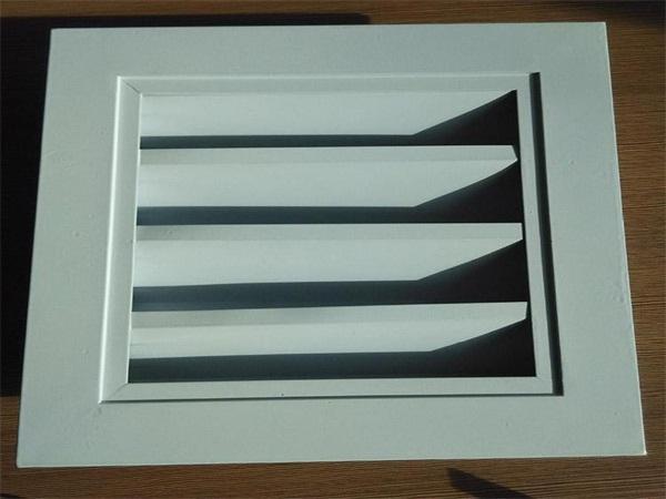 单层百叶排风口图片/单层百叶排风口样板图 (1)