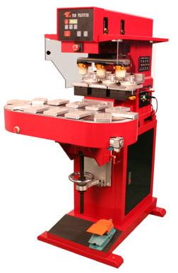 两色移印机|得利高移印丝印器材|苏州移印机