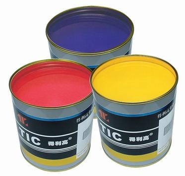 油墨|得利高油墨 |镁铝合金专用油墨