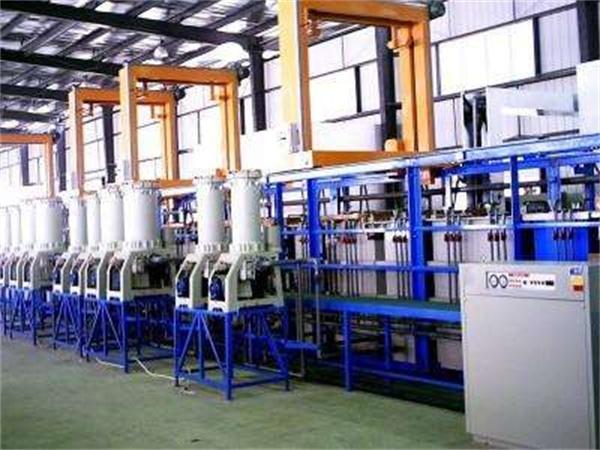 电镀设备企业_武城电镀设备_华杰环保设备