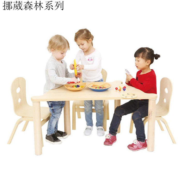 学校儿童家具,儿童家具,【欧尚新材料】