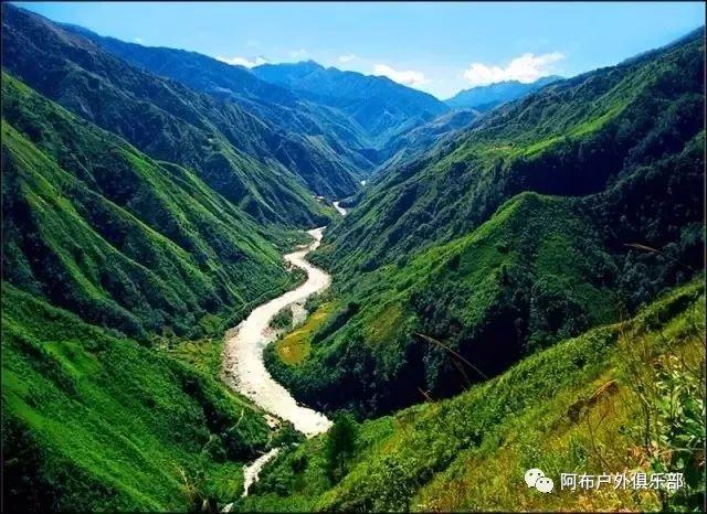 昆明到白马雪山自驾游、云南自驾游景点、阿布自驾游之旅