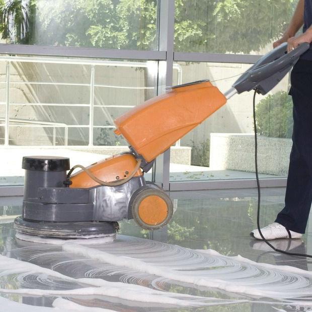 石材晶面护理服务|安美环境服务(广州)|花都石材晶面护理