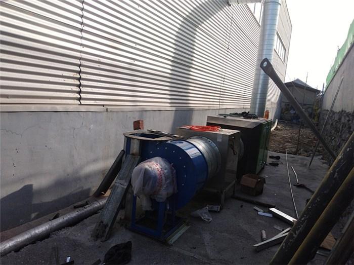 潍坊塑料废气处理,塑料废气处理设备,巨石印刷废气处理