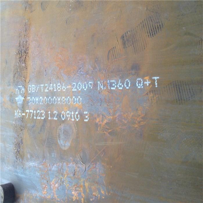 NM360耐磨板切割现货销售