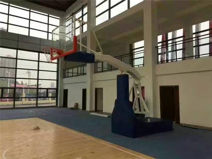 室内休闲篮球架、佛山篮球架、天健体育