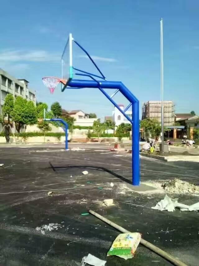 移动式休闲篮球架、东城区篮球架、天健体育