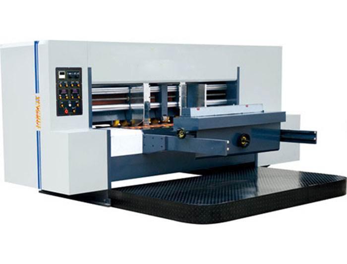 东光水墨印刷开槽机、二手水墨印刷开槽机、华庆包装机械