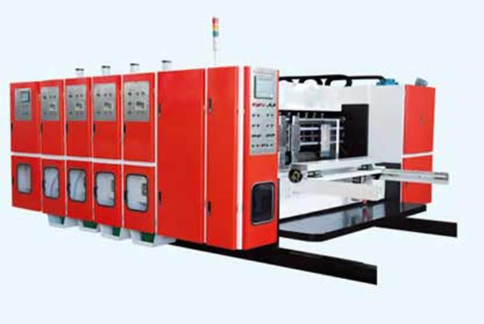 水墨印刷机_二手纸箱水墨印刷机_华庆包装机械(优质商家)