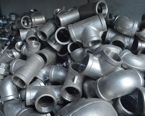 304不锈钢管件批发销售