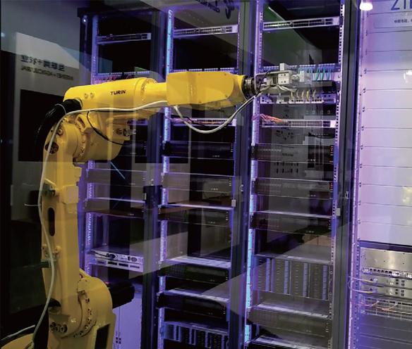 装配机器人图片/装配机器人样板图 (1)