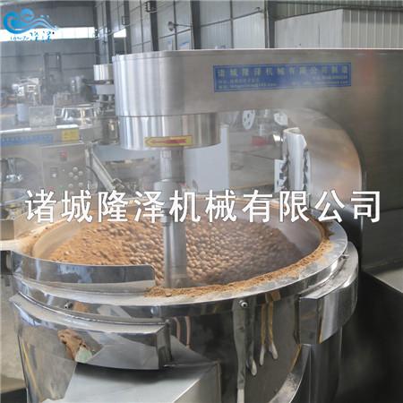 平底锅炒药机、平底锅炒药机厂家、隆泽机械(优质商家)