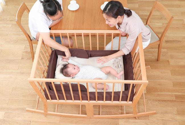faroro婴儿床安全实用_Faroro安全实用