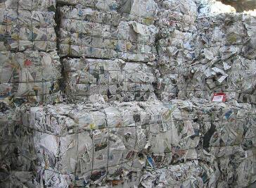 废纸回收中心、润兴回收、废纸