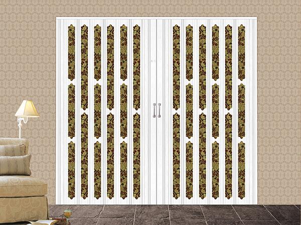 折叠门、【彪炳工贸】、厨房折叠门