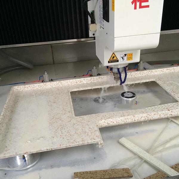 大理石橱柜台面加工设备、橱柜台面加工设备