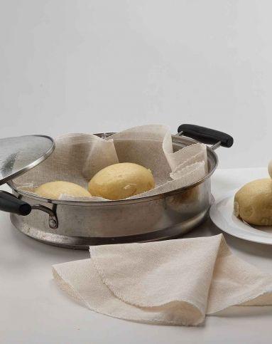 不粘锅笼屉布厂家图片