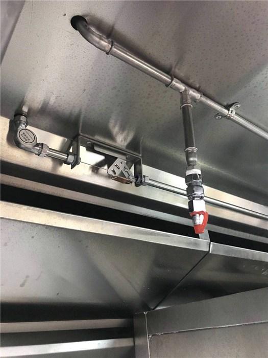 厨房灶台灭火装置图片/厨房灶台灭火装置样板图 (1)