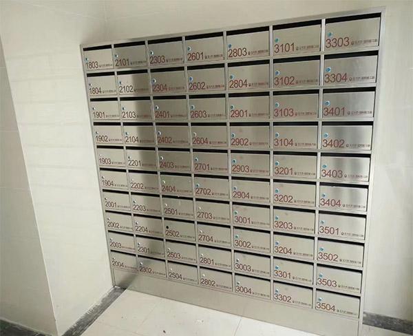 合肥深茂楼宇配套设施(图)-住宅信报箱-池州信报箱