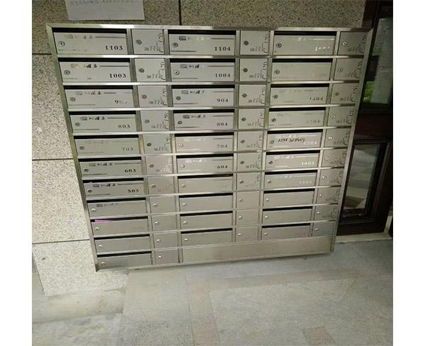 住宅信报箱-铜陵信报箱-合肥深茂楼宇配套设施(查看)