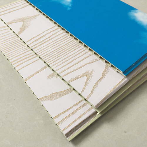 竹木纤维护墙板-荣盛塑业厂家直销-竹木纤维护墙板加工