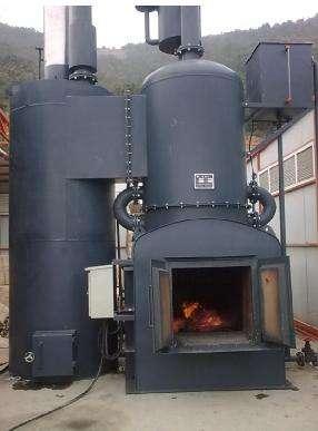 电研新能源(图),垃圾焚烧炉