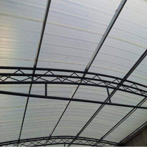 通盛彩钢 西安透明瓦供应商 耐腐透明瓦批发 散射型透明瓦