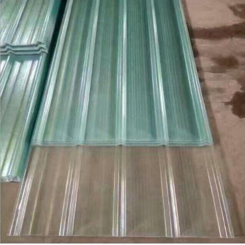 天津阳光板放心省心 工程阳光板加工厂 通盛彩钢