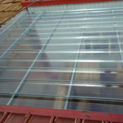 辽宁阳光板加工厂 隔音阳光板 通盛彩钢 包头阳光板批发