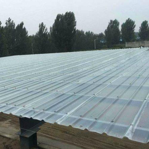 通盛彩钢 温室采光板加工厂 太原采光板经销商