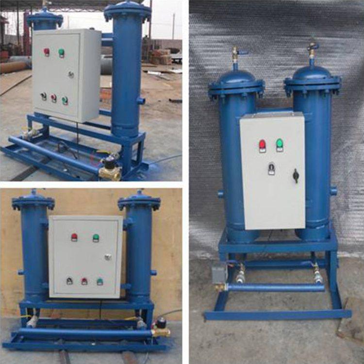 旭辉换热 长期供应循环水过滤器厂家